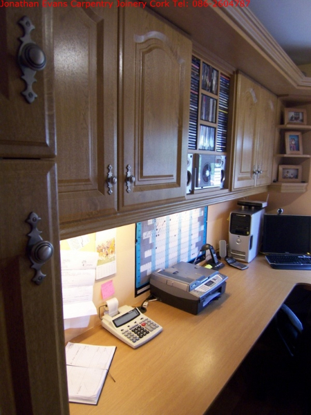 Commercial Office Furniture Carpentry Joinery Cork