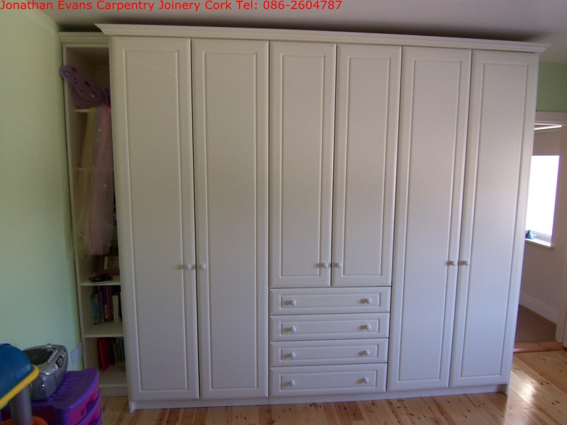 Fitted Wardrobe Furniture Cork Carpentry Joinery Cork