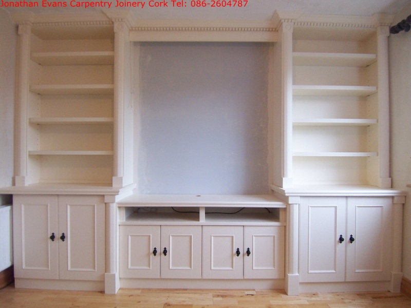 Built-In Units Cork | Carpentry Joinery Cork