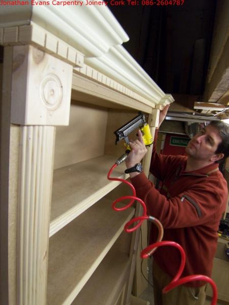 Period Furniture Cork Carpentry Joinery Cork
