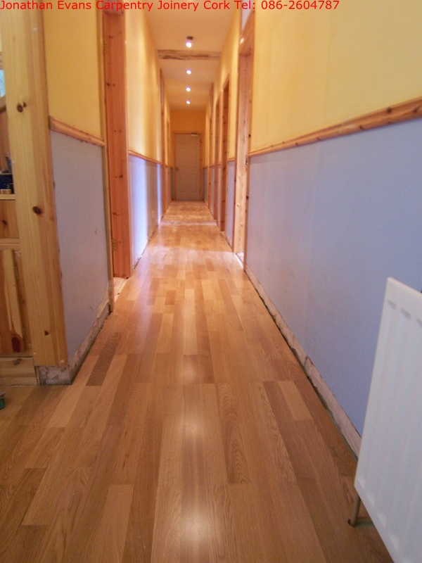 floor laying cork carpentry joinery cork. Black Bedroom Furniture Sets. Home Design Ideas