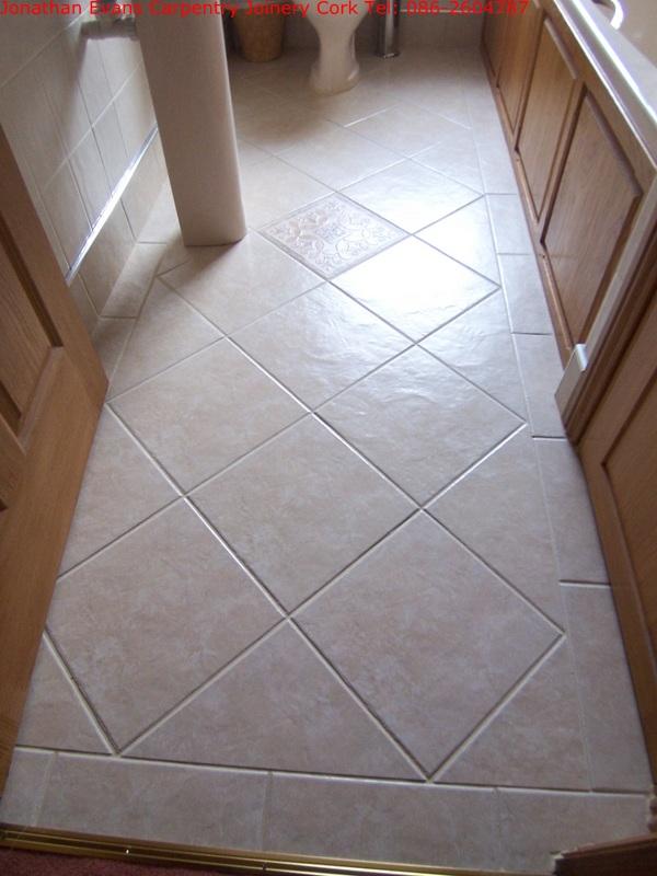 Bathroom En Suite Refurbishments Carpentry Joinery Cork