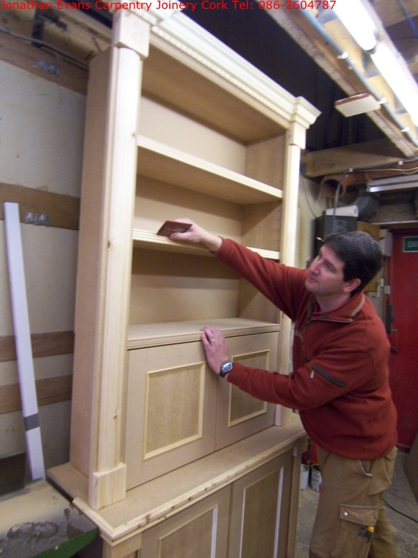 Custom Made Lounge Furniture Cork Carpentry Joinery Cork