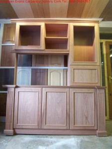 Commercial Office Furniture with Jonathan Evans Carpentry Joinery Tel: 086-2604787