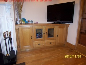 Built-In Units Cork with Jonathan Evans Carpentry Joinery Tel: 086-2604787