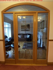 Doors and Frames Cork with Jonathan Evans Carpentry Joinery Tel: 086-2604787
