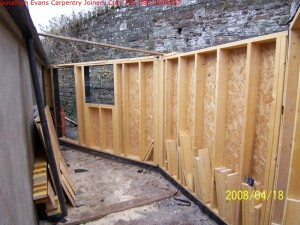 1st and 2nd Fix Carpentry Cork with Jonathan Evans Carpentry Joinery Tel: 086-2604787