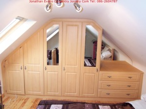 Bedroom Furniture Cork with Jonathan Evans Carpentry Joinery Tel: 086-2604787