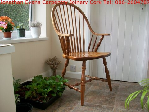 Bespoke Tables And Chairs Cork Carpentry Joinery Cork