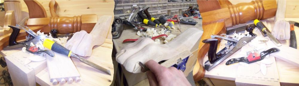 Carpentry Joinery Cork with Jonathan Evans Master Guild of Craftsmen member Ireland. Tel: 021-4873778