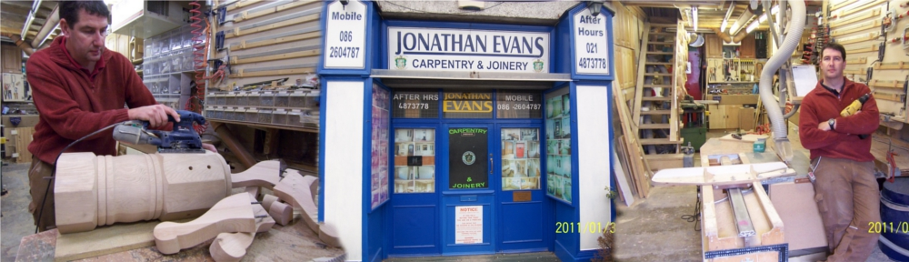 Jonathan Evans Carpentry and Joinery Ballincollig Cork