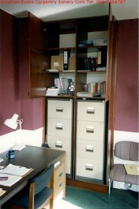 Office Furniture Cork with Jonathan Evans Carpentry Joinery Tel: 086-2604787