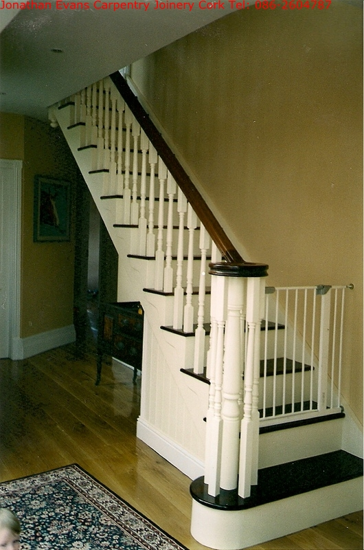 Stairs And Staircases Cork With Jonathan Evans Carpentry Joinery