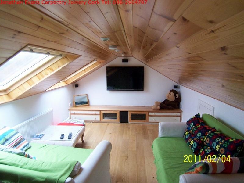 very small attic ideas - Attic Conversions Cork